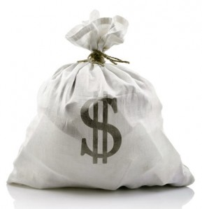 Money Bag from Dreamstime
