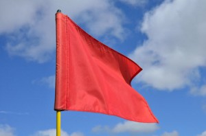 Red Flag - dreamstime_xs_23676165