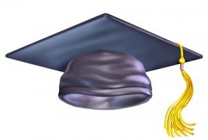 Graduation Cap - dreamstime_xs_24696862