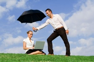 Insurance - Wealth Management Image from Dreamstime